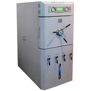 Фото із зображенням парового стерилізатора автоклава.