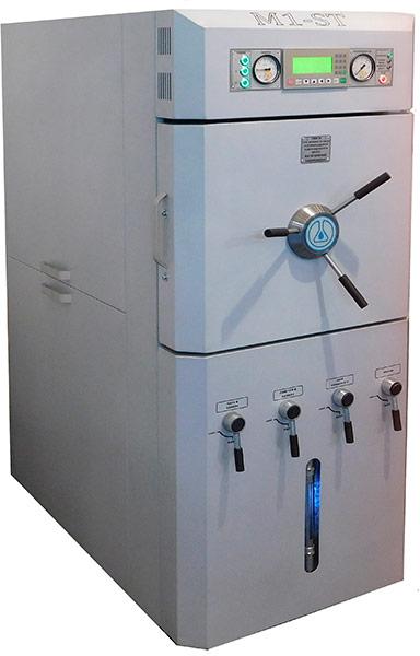 Медичний стерилізатор ГК-100-3