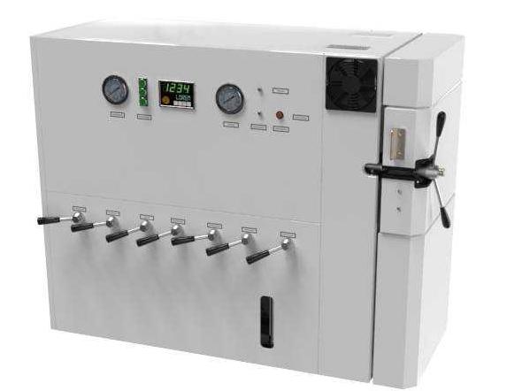 Стерилізатор паровий ГК-100-3