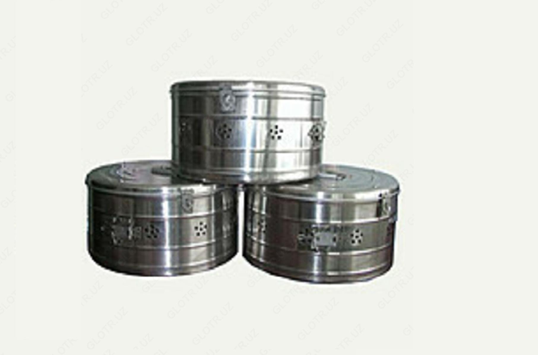 Принцип роботи парового стерилізатора ГК-100-3