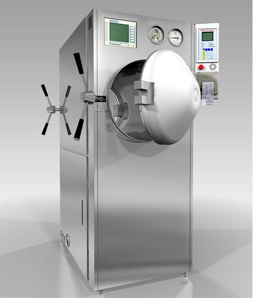 Якісне обладнання від вітчизняного виробника – стерилізатор паровий ГК-100-4